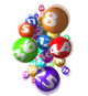 Easy to use free random number generator for the Florida Lottery and the Powerball Lottery.