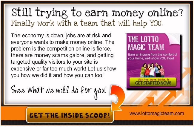 Let us show YOU how to make money online - FREE Information!