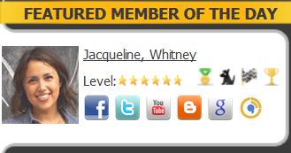 Whitney Jacqueline FMOTD